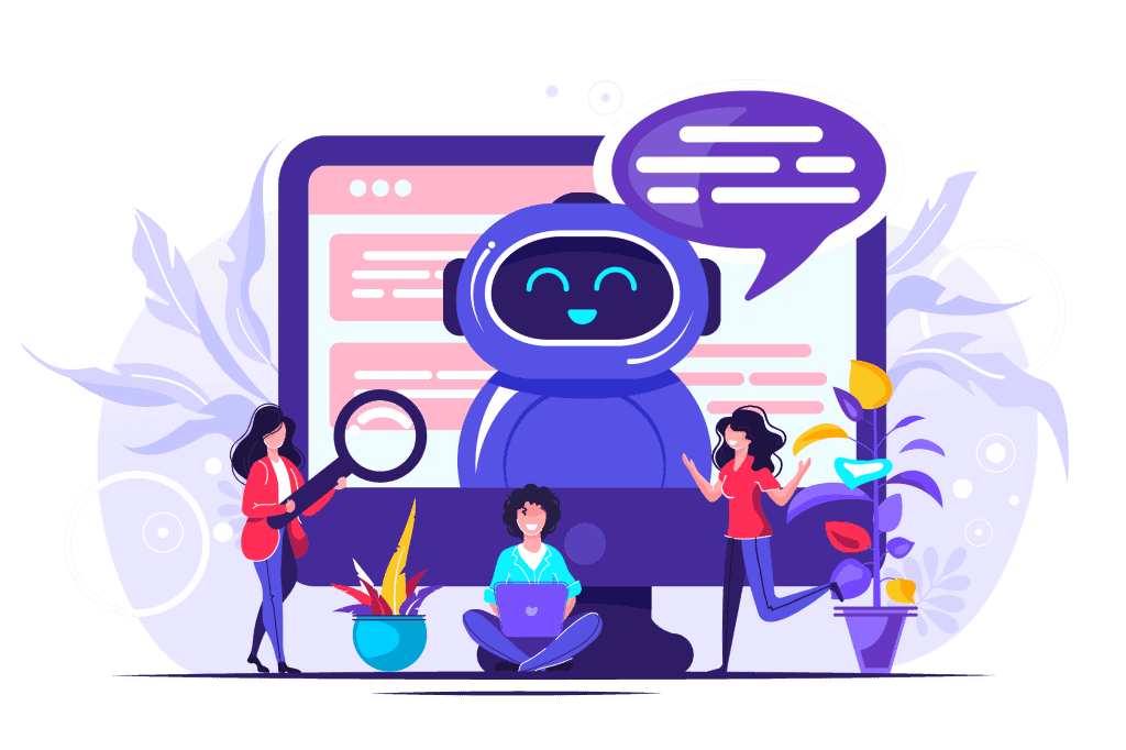 happy-chatbot