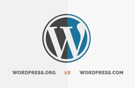 wordpress.org vs wordpress.com pros and cons detailed comparison