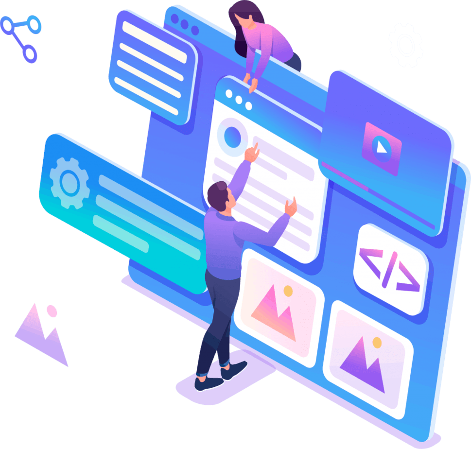 azmarketing4u-design-website-isometric