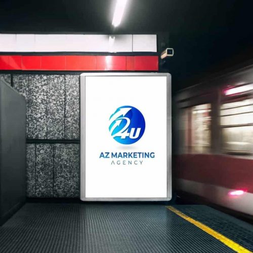 brand-identity-banner-inside-train-station