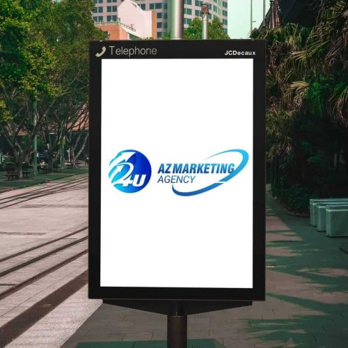brand-identity-banner-near-bus-stop