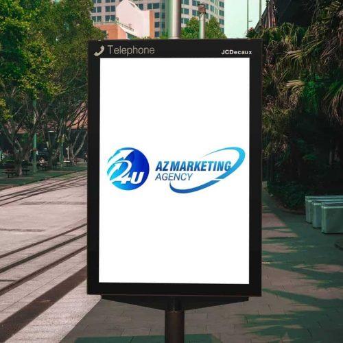 brand-identity-banner-near-bus-stop